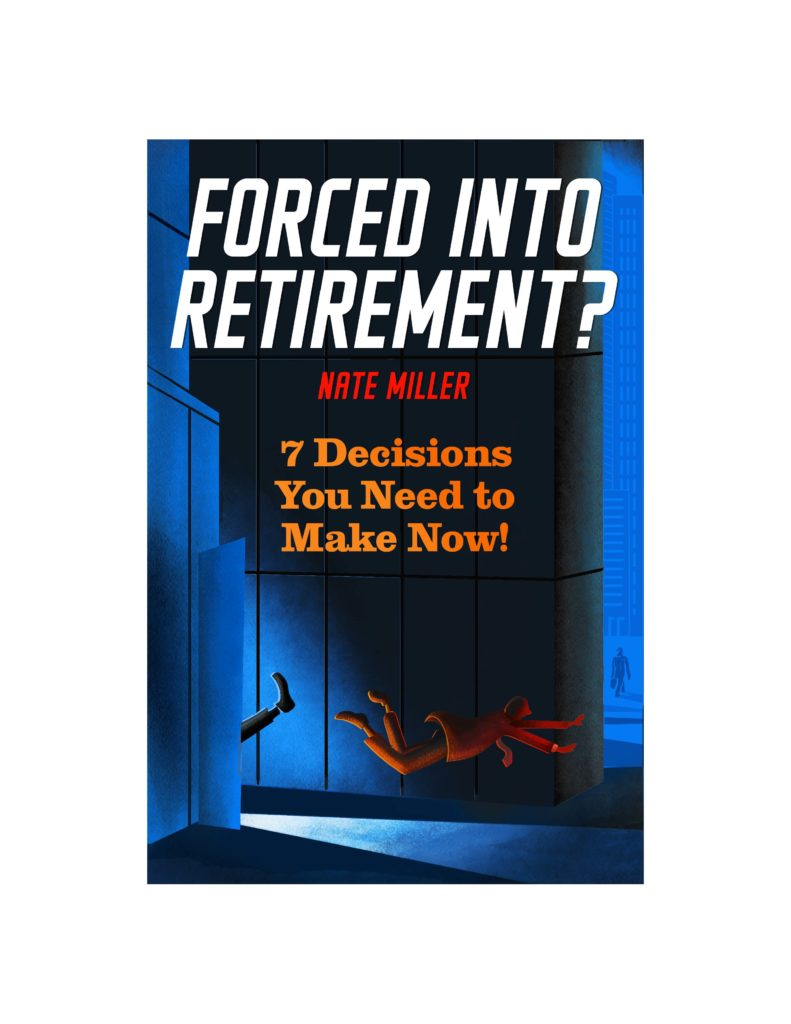 00534251 - Forced Into Retirement Front Book Cover FINAL RHQ MC 6-5-20